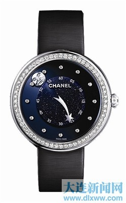 CHANEL香奈儿Mademoiselle Privé珠宝腕表系列