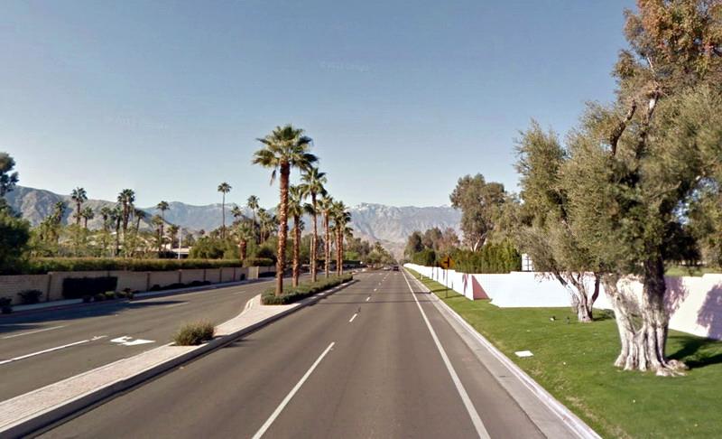 谷歌街道地�_图片来源:谷歌地图