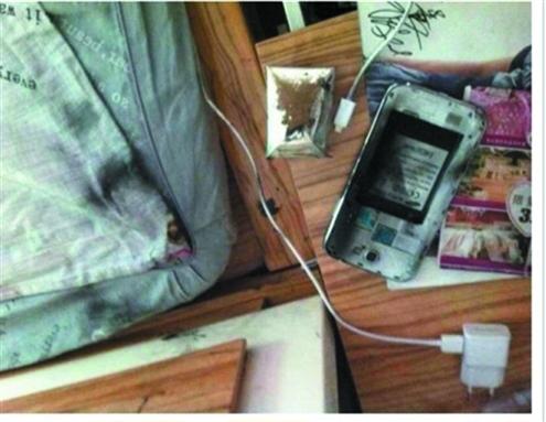 手机充电时爆炸 你还敢把手机放床头充电吗