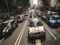 街头展示大个性!MINI车主海外的自驾迅游