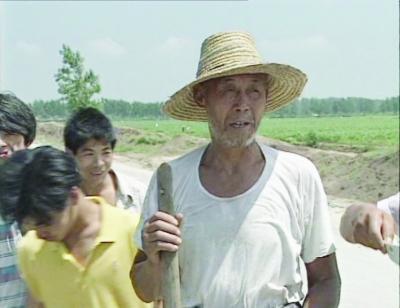 孙明芝到宿迁后,隐功埋名成为一名地道的农民。