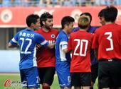 中超图:宏运VS舜天 裁判判罚引发争议