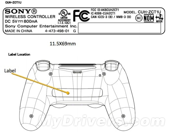 PS4手柄通过FCC认证:依旧是中国制造