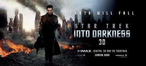 《星际迷航:暗黑无界》海报