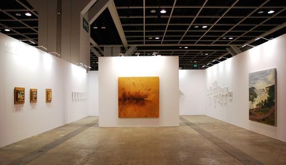 诚品画廊在香港巴塞尔艺术展表现亮眼(图)图片