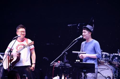 南方二重唱启动2013巡演 邀好妹妹乐队做嘉宾