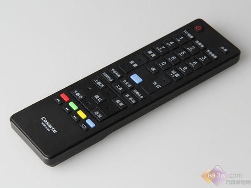 卡萨帝K42U7000P的遥控器手感极佳