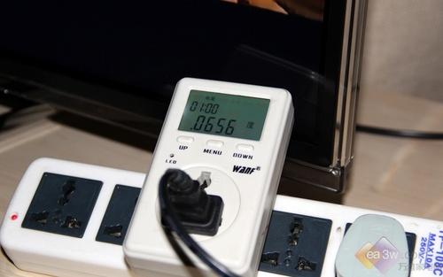 测试卡萨帝K42U7000P耗电量