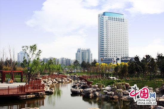河北沿海行:沧州成为环渤海经济圈新星(组图)
