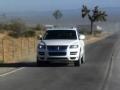 [新车解读]美媒评测白色Volkswagen Touareg
