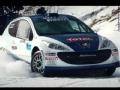 [海外试驾]滑雪场 疯狂试驾 Peugeot 207