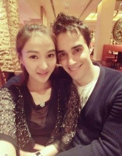 郭美美与男友