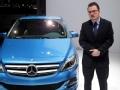 [海外新车]2013款全新奔驰B级电动旅行车