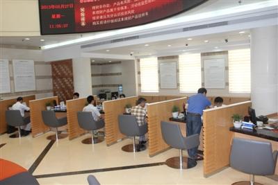 萧山农合行今年新增贷款占全区近半(图)