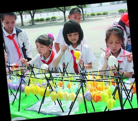 """平江/""""六一""""国际儿童节来临之际,恰逢平江实验学校分校建校30周年..."""