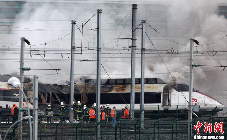 火车票电话订票区号_法国一列高速火车发生火灾(图)_火车票预订-通途网