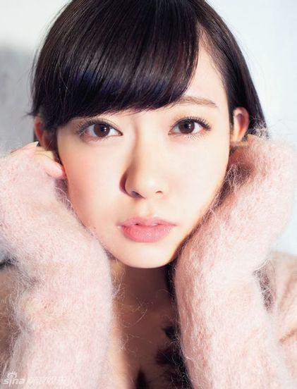 NMB48渡边美优纪写真
