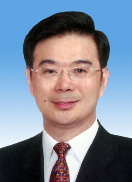中华人民共和国最高人民法院院长周强 新华社发