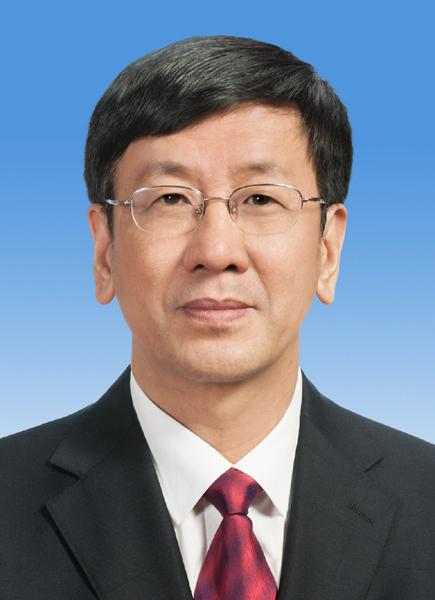 中华人民共和国最高人民检察院检察长曹建明 新华社发