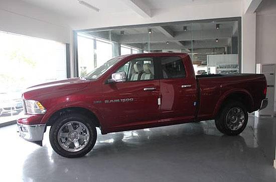 进口道奇Ram1500仅售59.8万
