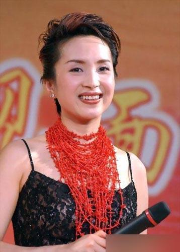 殷桃汤灿黄奕刘嘉玲 传与落马贪官有染的女星(组图)