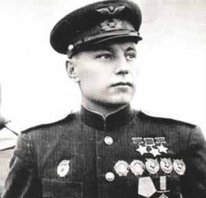 年轻时的维克托·库利科夫