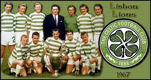 02 凯尔特人 1967年 冠军杯,联赛冠军,苏格兰杯