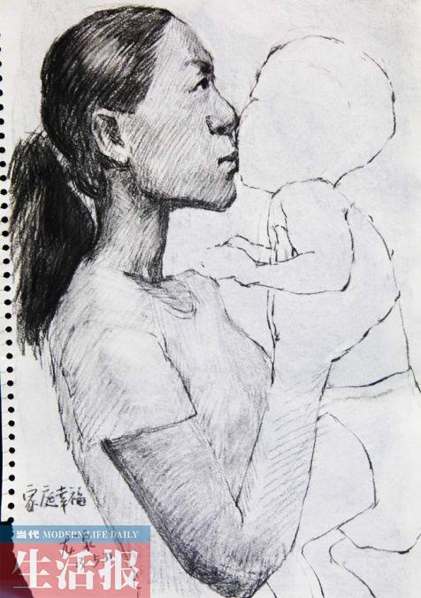 明佳莹选出的3张最美画之一。署名RID作品