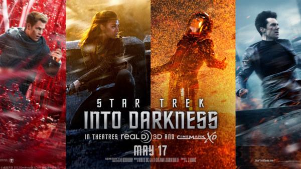 《星际迷航:暗黑无界》上映首周票房突破1.6亿