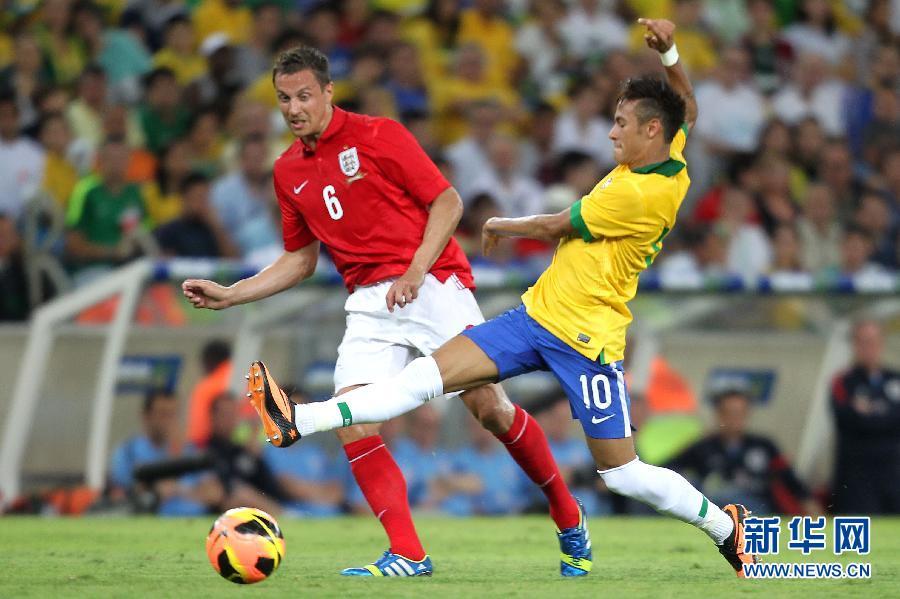 国际足球友谊赛巴西_友谊赛:巴西2-2平英格兰(组图)-搜狐滚动