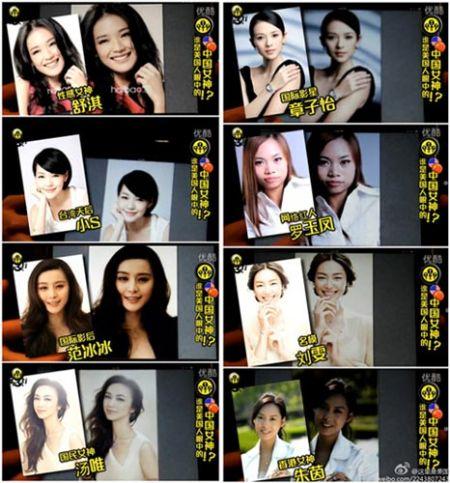 美国人的群交视频网站_美国人眼中的中国女神 章子怡最美凤姐垫底(组图)