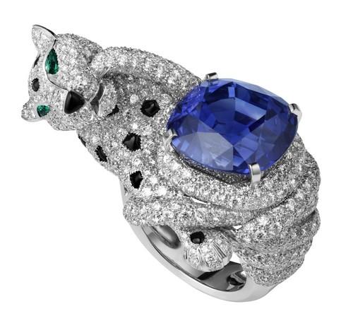 详解卡地亚珠宝百年风格演变