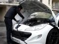 汽车视频:牛人开挂无敌清洗 Peugeot308
