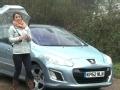 [海外试驾]美女 试驾体验 2013款标致308