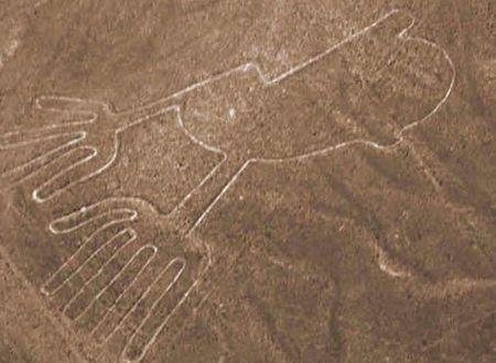 秘鲁的纳斯卡线遗址