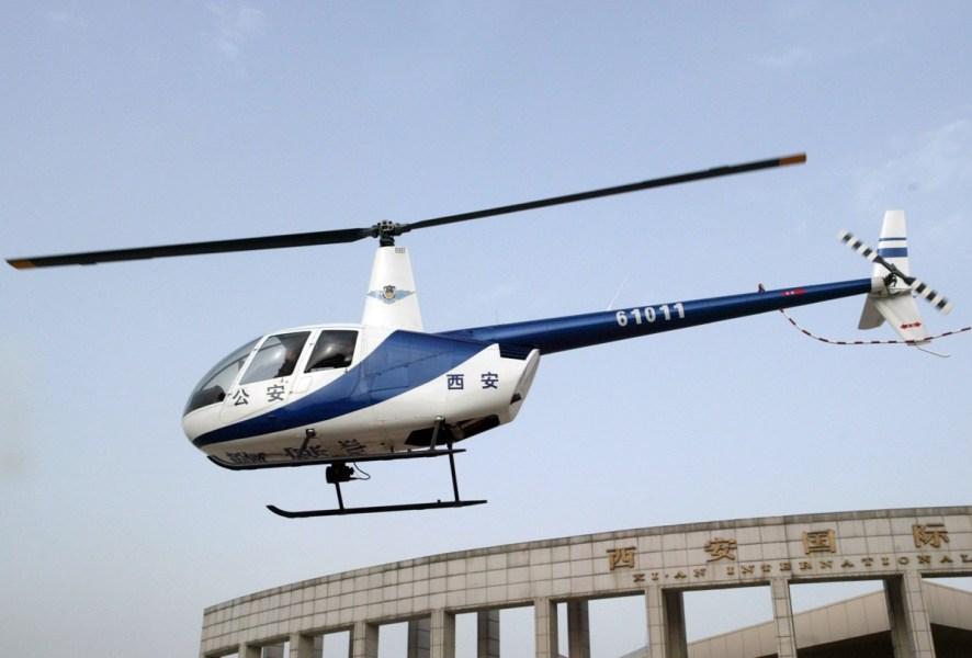 现在一架小型直升飞机多少钱呀