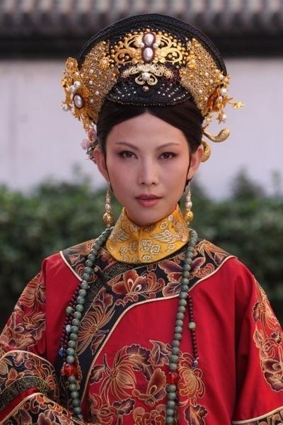 刘骜皇后(赵飞燕) 1 林心如   刘恒皇后(窦氏)   雍正皇后(钮钴禄氏