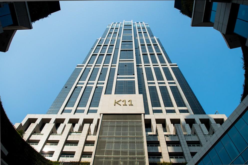 上海/上海K11购物艺术中心外观照