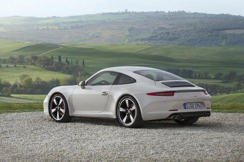 保时捷推出911纪念版 九月上市/售96万