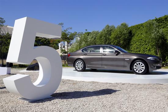 天宝携BMW 5系Li已启动商务豪华定制服务