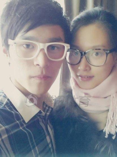 孙杨和女友