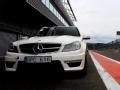[海外测试]2013款新奔驰C63 AMG赛道测试