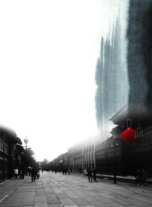小时候,家住在南京林业大学附近。那时,校园北面是一片茂密高大的白杨树林,沪宁铁路就紧贴林子边蜿蜒而过。
