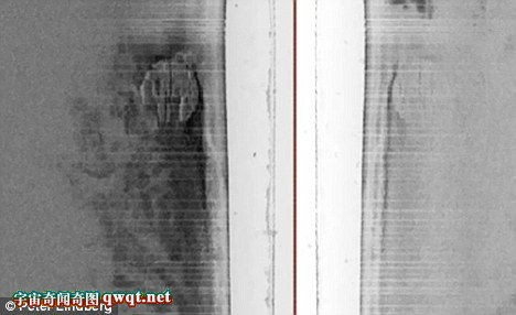 盘点疑似外星人事件巨似外星人[组](1)_宇宙探秘_光明网
