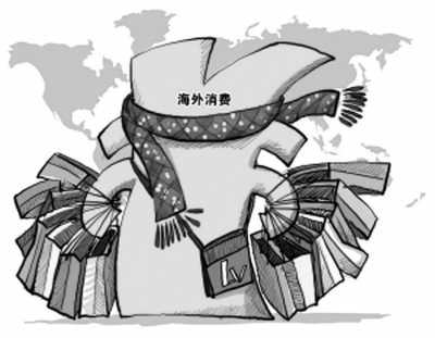 中国游客在美成为大买家(市场观察)
