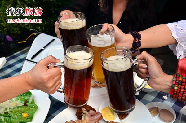自酿啤酒是王道