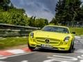 [海外试驾]赛道试车 奔驰SLS AMG 电动版