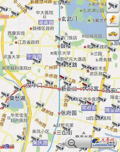 西安火车南站地图