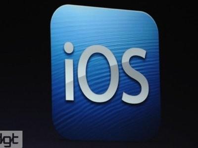 iOS 7或引入第三方输入法(TechWeb配图)