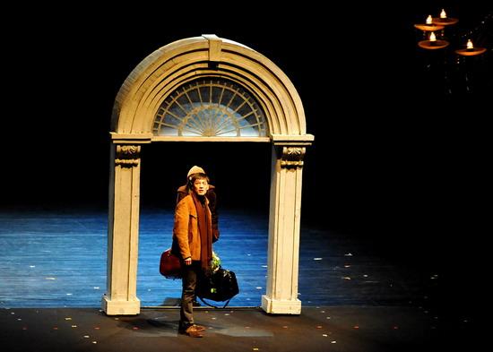 《如梦之梦》上海将演 胡歌再演话剧不缺氧